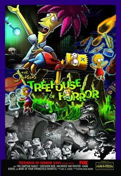 Simpson Horror Show XXVI