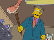 Skinner bastão camarão