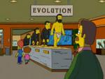 History of man exhibits