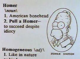 Homer definição 03x05 avat1