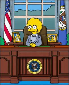 Les Simpson dans 30 ans