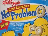 No ProblemO's Cereal