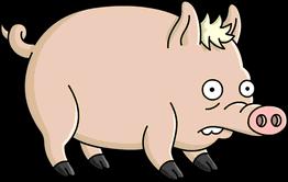 porco aranha wikisimpsons fandom powered by wikia
