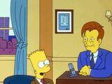 Bart devient célèbre