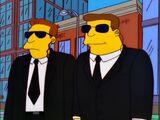 Mayor Quimby's Bodyguards