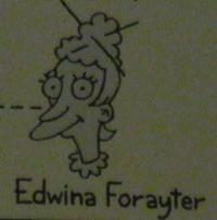 Edwina Forayter