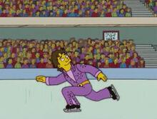 Elvis stojko patinação 3