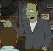 Frankenstein's MonsterXXI