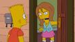 Jenny rejecting Bart