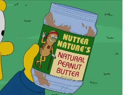 Manteiga de Amendoim Natural