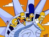 A cidade de Nova York Vs. Homer Simpson