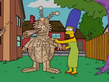 Sculpture- Marge