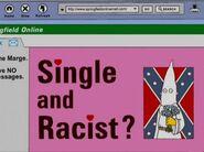 Single and racist