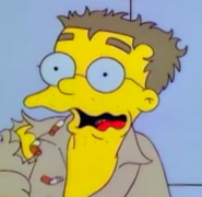 Smithers burping