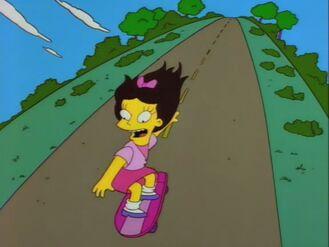 Bart's Girlfriend 70
