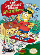 Game Bart vs the Space Mutants trucade(1)