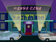 The snub club 18x16