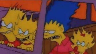Bingo - The Simpsons