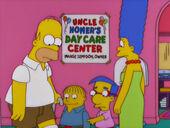 La Garderie d'Homer