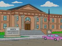 North haverbrook tribunal carro simpsons