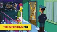 "THE SIMPSONS Watch Your Head from ""Lisa the Veterinarian"" ANIMATION on FOX"