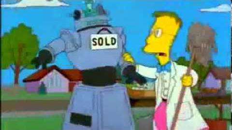 The Simpsons full episode-treehouse of horror VII-0