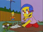 Bart Sells His Soul 45