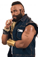 Mr. t real