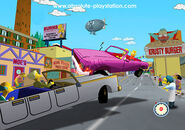 Simpsons road rage hr 2