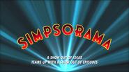 Simpsorama title