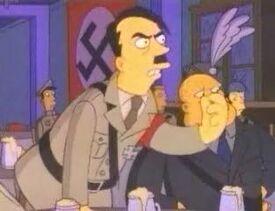 Adolf Hitler - Simpsons 1