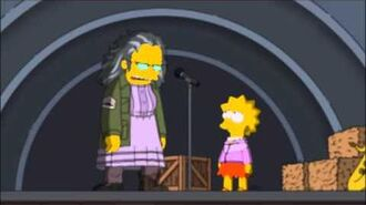 Hettie Mae Boggs - Down to the River to Pray (song3) - THE SIMPSONS -