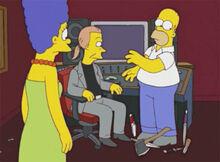 Marge declan homer armas
