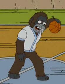 Mascote do Entusiasmo de Springfield