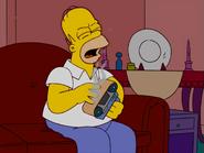 MidnightRx HomerSandingHisFingers
