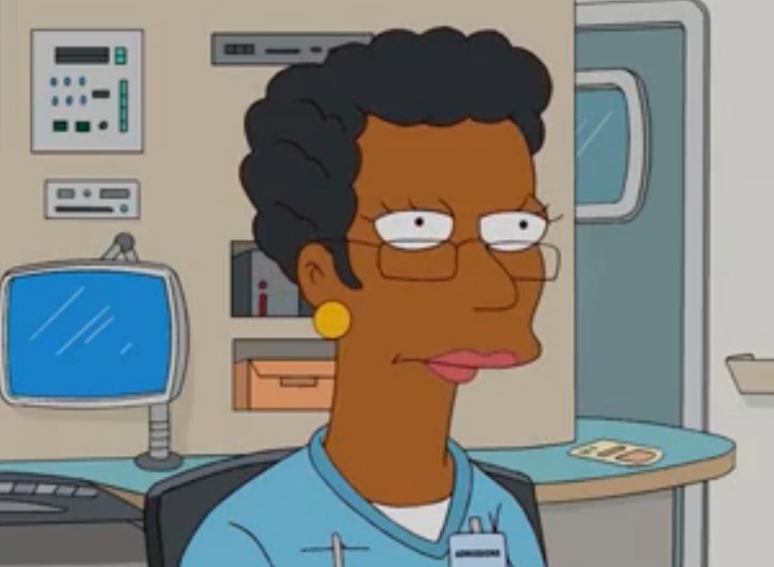 general hospital receptionist