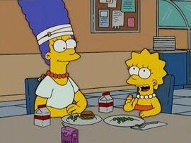 A Amnésia da Marge