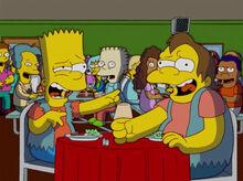Bart nelson refeitório curtição