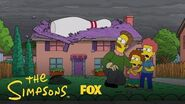 Flanders Plays Angel Bowling With The Gods Season 30 Ep
