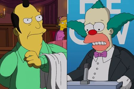 Krusty i Sinclair