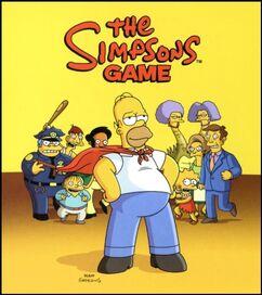 Les Simpson Jeu
