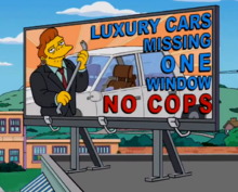 Luxury Cars Missing - One Window - No Cops