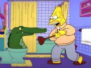 Simpson gator