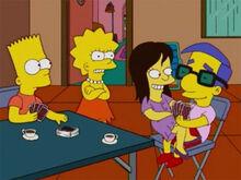 Lisa braba milhouse puto