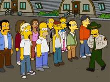 Homer apresentação exército