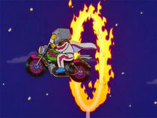 Lance Murdock 10x10 circulo fogo