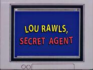 Lou Rawls Secret Agent