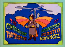 The Contrabulous Fabtraption of Professor Horatio Hufnagel