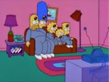 Crash Dummies couch gag