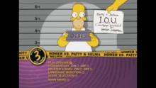HomerPattySelmaMugshot2